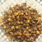Karela fry (Bittergourd fry)