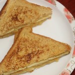 Potato sandwich or aloo sandwich