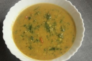 palak curry
