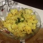 Puri bhaji recipe