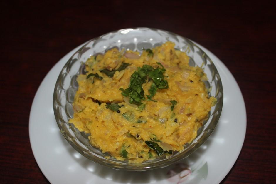 Zunka recipe