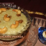 Avalakki payasa or aval payasam recipe