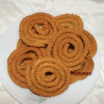 Murukku or chakli recipe – Indian vegetarian food – Easy to make deepavali/diwali recipes