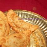 Karida kadubu or fried modak