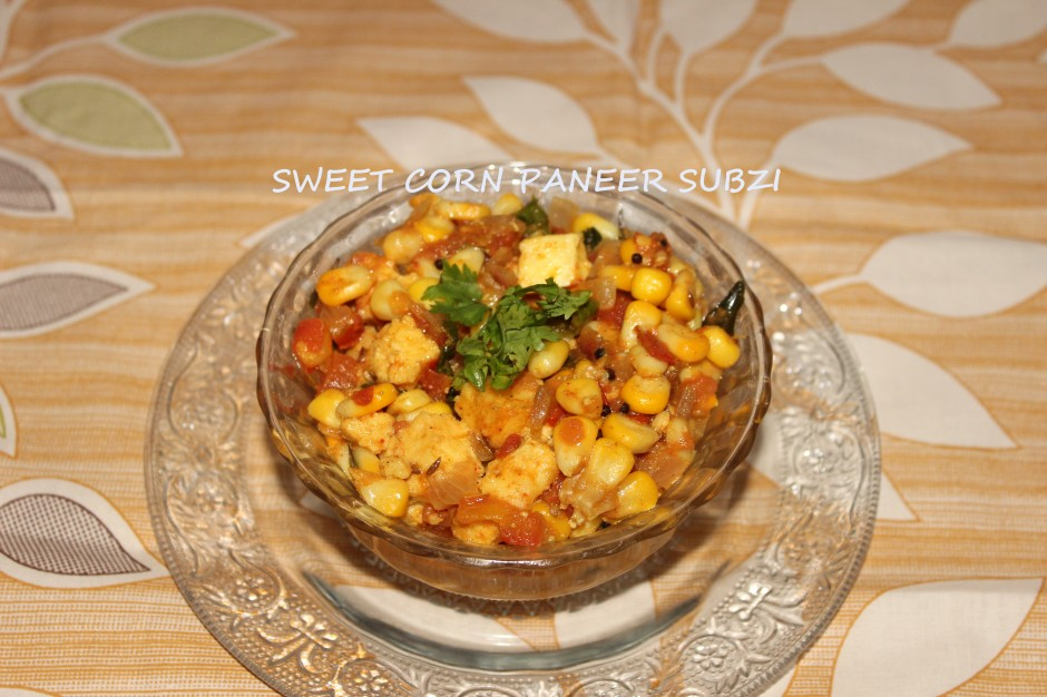 Sweet corn and paneer sabzi-002