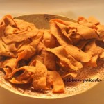 Ribbon pakoda recipe – Indian vegetarian food – Easy to make deepavali/diwali recipes