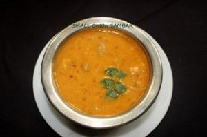 smallonion sambar