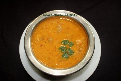 smallonion sambar