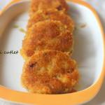 Arbi or colocasia cutlet recipe