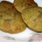 Green peas or matar puri recipe