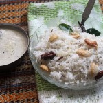 Coconut sevai/coconut idiyappam recipe