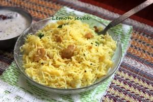 lemon sevai