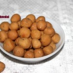 Uppu seedai or cheedai recipe