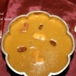 Chana and moong dal kheer recipe