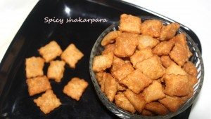 spicy shakarpara