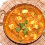 Paneer tadka or paneer masala recipe