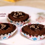 Chocolate cup cake recipe