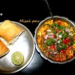 Misal pav recipe – Maharashtrian style