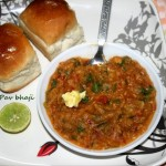 Mumbai pav bhaji recipe or how to make pav bhaji recipe