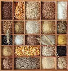 whole grain cereals pulses