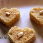 Semolina (rava) cake/basbousa recipe