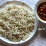 Jeera (cumin seeds) rice recipe (cumin flavoured rice)