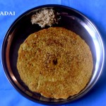 How to make Adai or mixed lentils Dosa (Kannada video)
