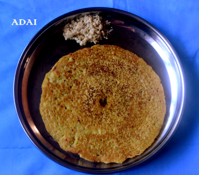 How to make adai or mixed lentils dosa kannada video charus cuisine forumfinder Images