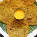 Puranpoli or Holige or obbattu or bobbattu recipe