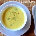 Sweet corn soup recipe – soup recipes