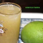Aam ka panna  or raw mango panna recipe