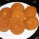 Besan nankhatai or gramflour cookies recipe