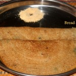 How to make instant bread dosa recipe – easy breakfast recipe