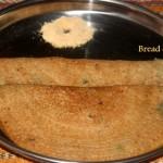 How to make instant bread dosa recipe – easy breakfast recipe