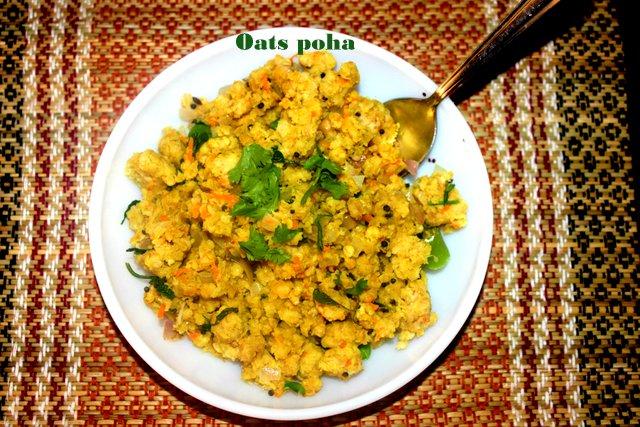oats poha-001
