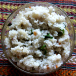 Kudo millet or varagu upma – Healthy breakfast recipe