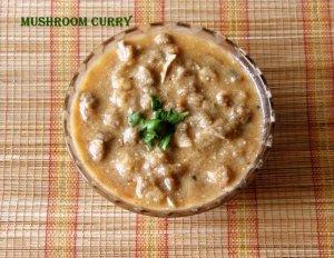 mushroom curry-001
