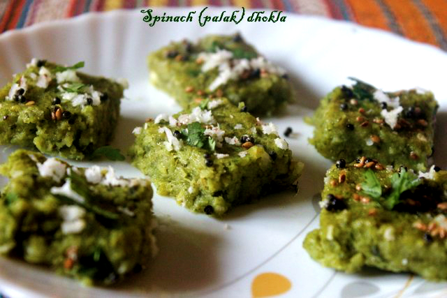 spinach dhokla1