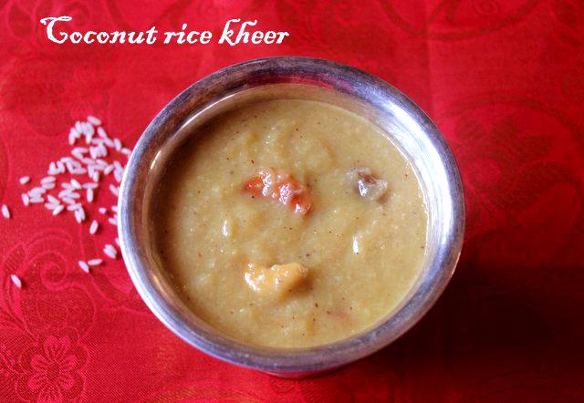 coconut rice kheer3