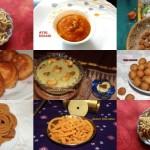 Gokulashtami / Janmashtami / Krishna Jayanthi recipes
