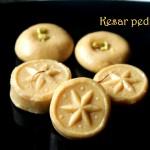 Kesar peda recipe – Festival sweet recipe