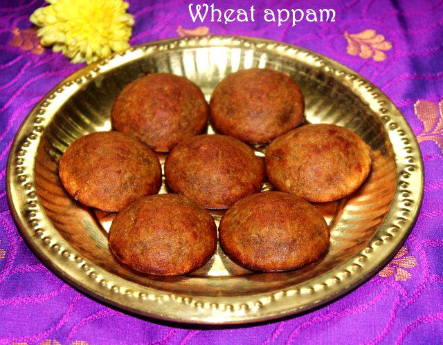 wheat appam1