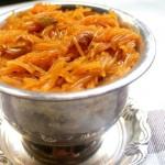 Vermicelli/Semiya kesari recipe – festival sweet recipe