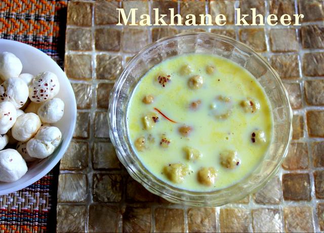 makhane kheer1-001