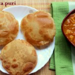 Rajgira ki puri recipe or vrat ki puri recipe- Navratri recipes