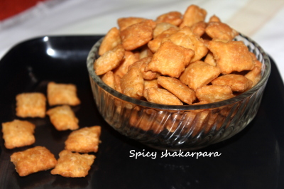 spicy shakarpara