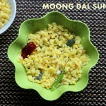 Moong dal sundal recipe – Navratri sundal recipes