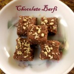 Chocolate burfi recipe – diwali sweets recipe