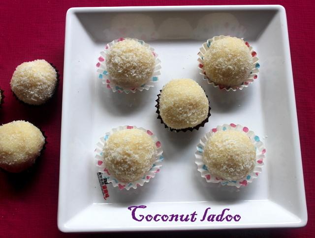 coconut-ladoo