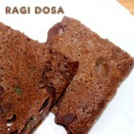 Instant ragi dosa recipe – healthy breakfast recipes – ragi recipes